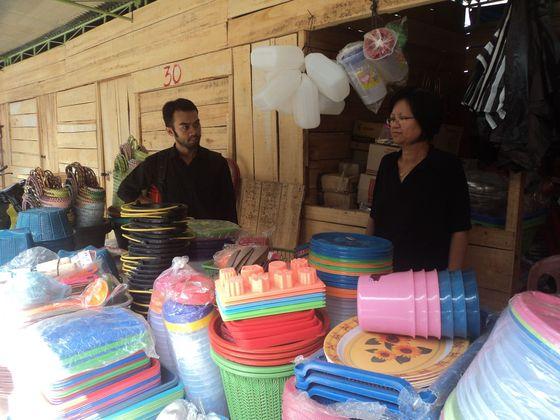 Pendampingan Pasar Tradisional di Purbalingga