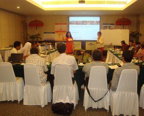 Workshop Riset Rantai Nilai Gula Kelapa