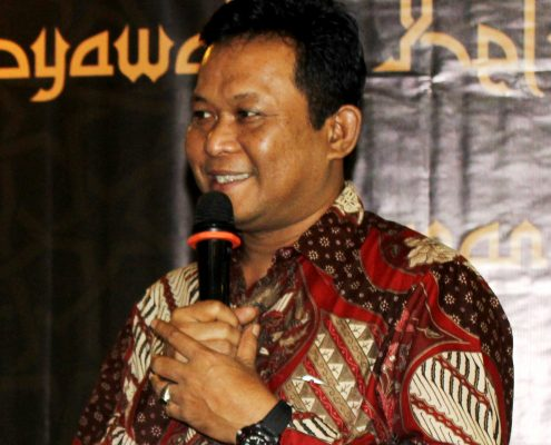 Drs. Arif Wahidin, M.Si.