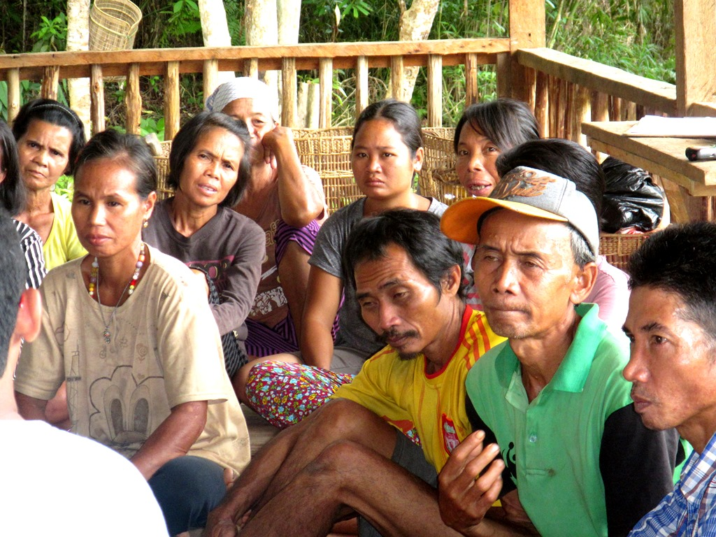 Kesetaraan Gender di desa Jelundung