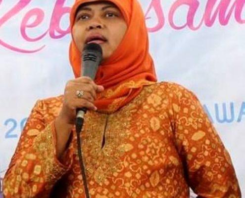 Ir. Siti Zubaidah
