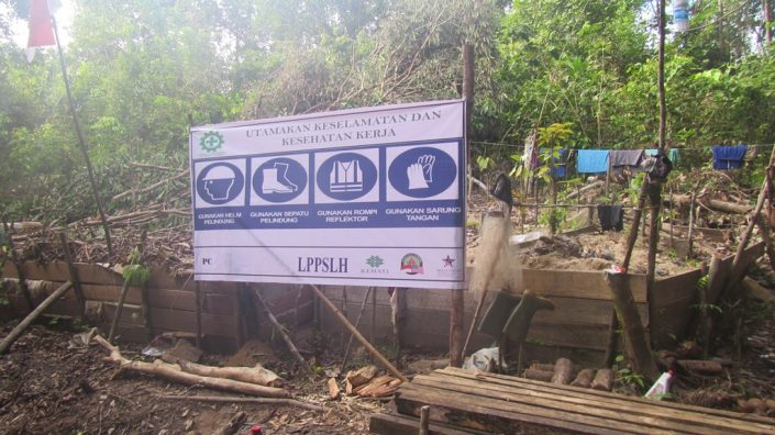 Mengintip Pembangunan Pembangkit Listrik Tenaga Mikrohidro di Rantau Malam dan Jelundung